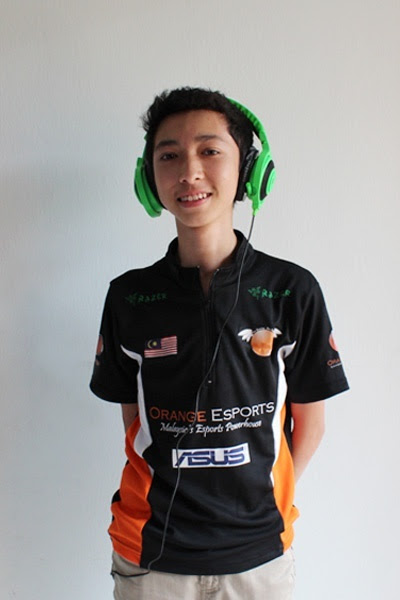 Kecik Imba Seorang Proffesional Gamers
