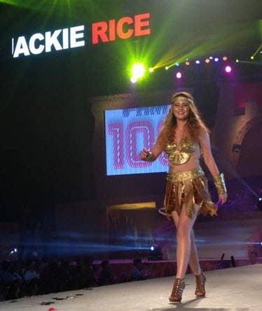 FHM Jackie Rice