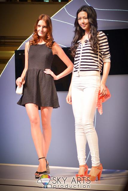 KLCC Summer Spring Fashion Week Runway Show 2013