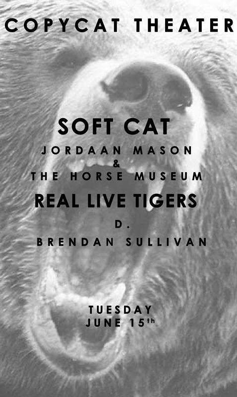 Soft Cat / Brendan Sullivan @ The Copycat Theatre