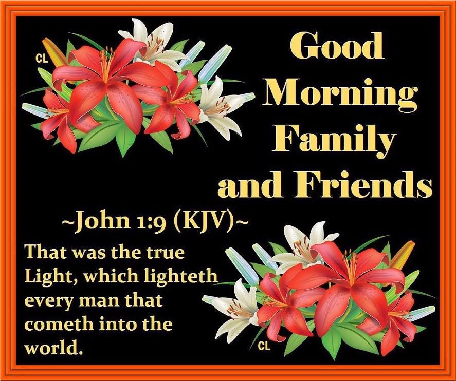 HD Exclusive Good Morning Family And Friends Quotes - good