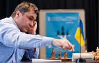 Vassily Ivanchuk, ajedrecista. Foto: AP
