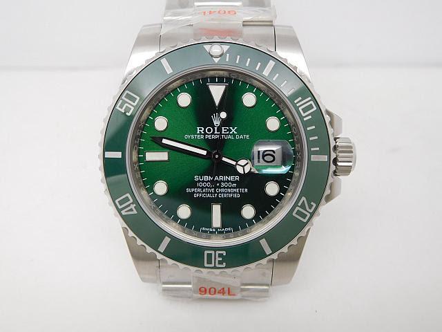 Noob V8 Rolex Submariner 116610LV