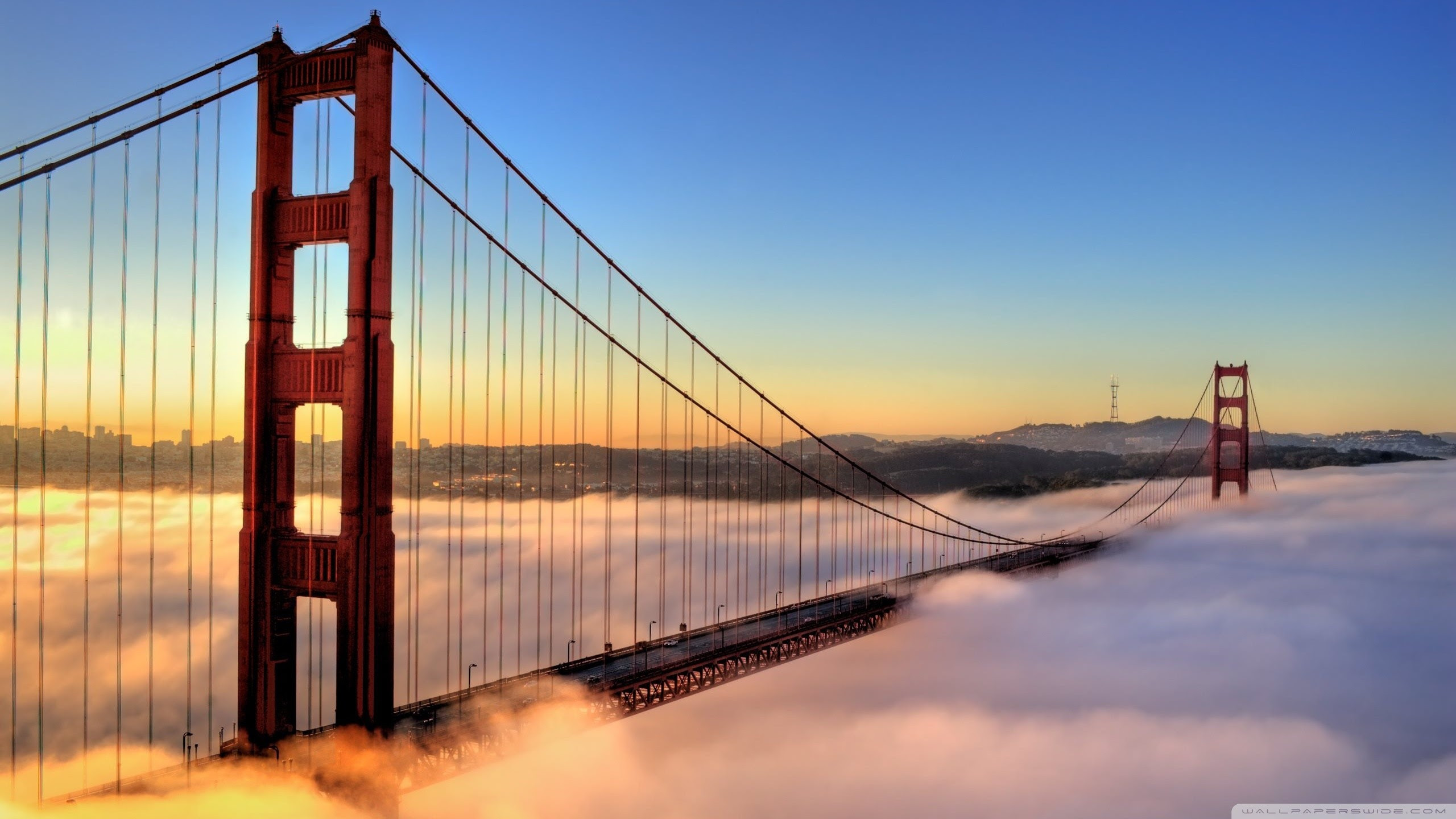 Golden Gate Bridge Wallpaper Hd 74 Images