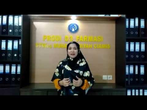 Ucapan selamat kepada PBI UM Metro datang dari D3 Farmasi STiKes Muhamma...