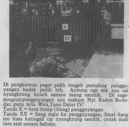 Makam Nyi Raden Bodedar