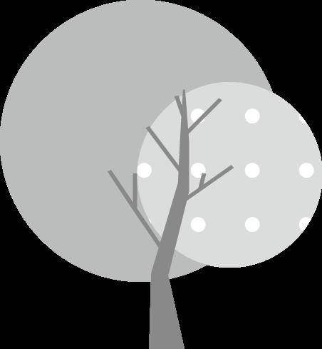 木森山川のイラスト 無料イラストフリー素材