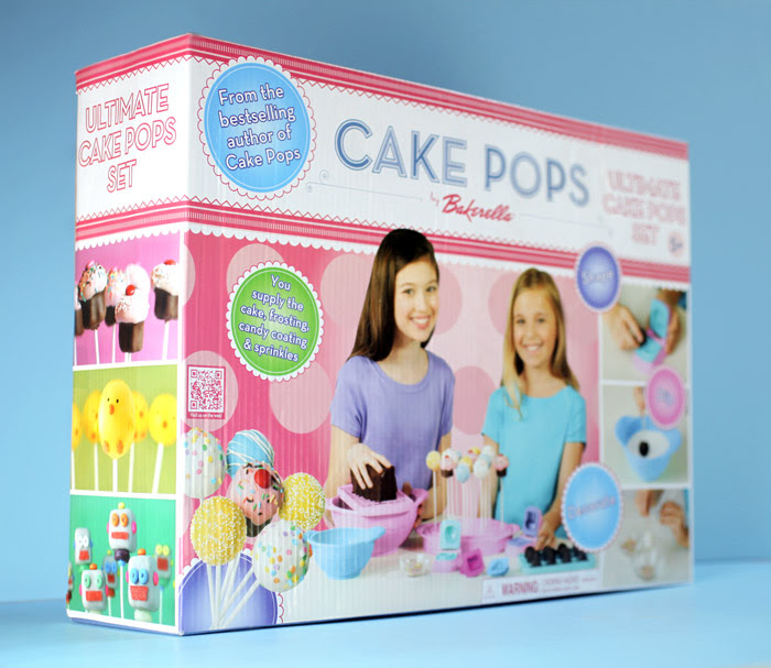 Cake Pops by Bakerella Toy