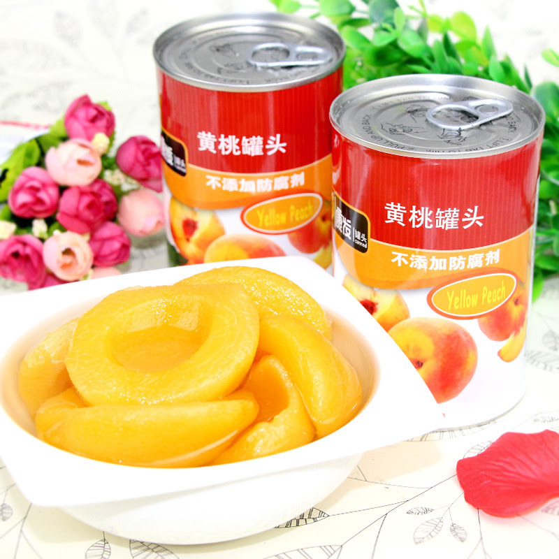 17 - Canned peaches. Australia's National Measurement Institute tested canned peaches from China in 2014 and found it contained twice the amount of lead allowed.