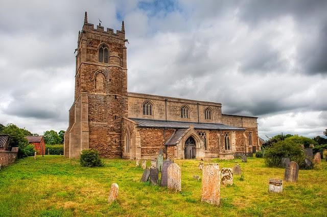 St Michael & All Angels, Edmondthorpe,