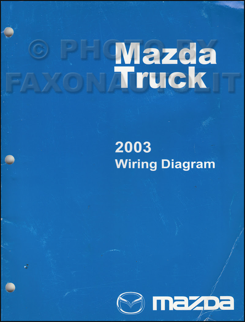 26f 2003 Mazda B3000 Fuse Diagram Wiring Resources
