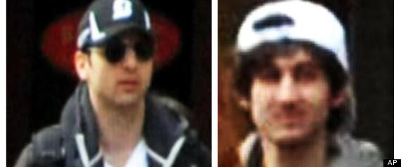 Dzhokhar Tsarnaev Boston Suspect