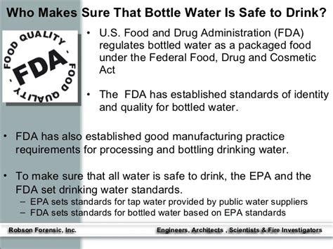 safe   bottled water  lspl