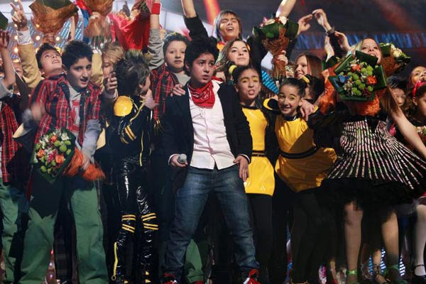 Euro success: Armenia wins Junior Eurovision