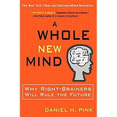 A Whole New Mind (Book Cover)