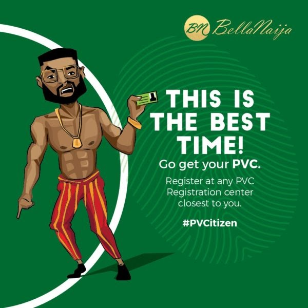 #PVCitizen: This is the Best Time! Get your PVC!