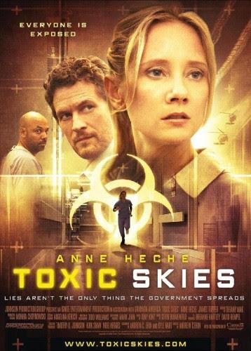 χημικούς αεροψεκασμούς ''TOXIC SKIES'' με Ελληνικούς υπότιτλους.