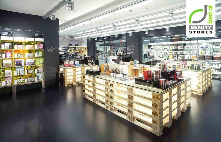 Cosmetics Shop Interior Design | Design Ideas for House