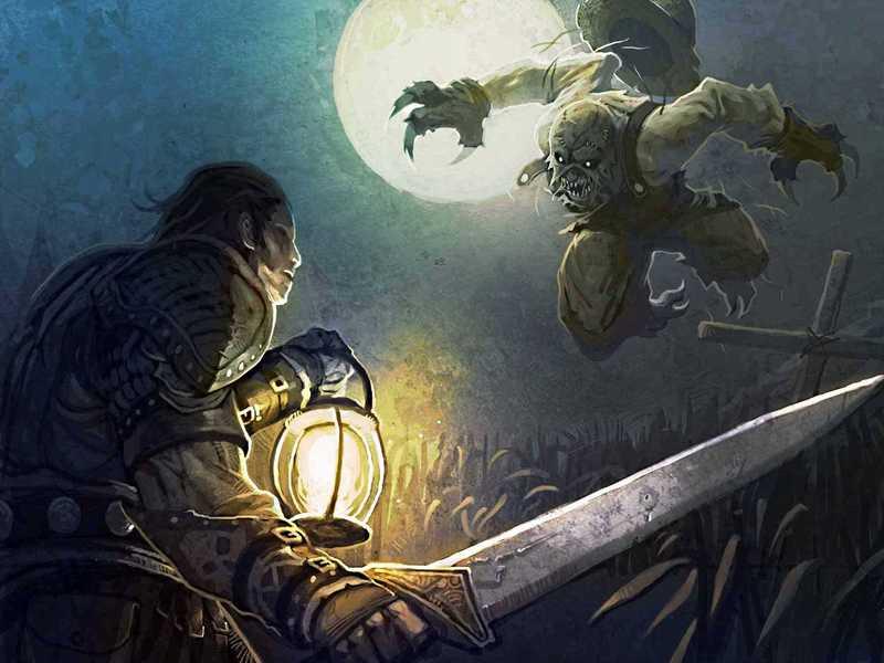 Dark Harvest 3 Scarecrow (Skarecrow) Cline