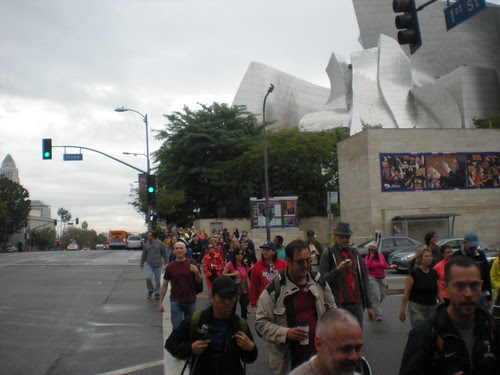 Great Los Angeles Walk 2012