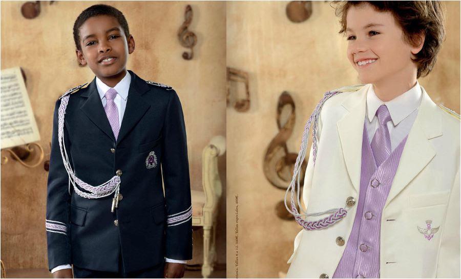 9ad32307dcfe Moda Adolescentes y Niños Elegancia Estilo: Trajes de Comunion de ...