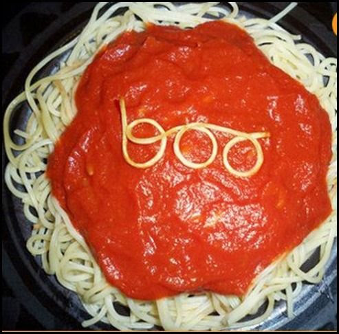 Fun With Food For Halloween