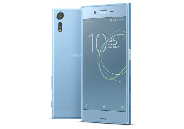 Sony Xperia XZs with 19MP Rear Snapper, Android 7.0 Nougat Announced