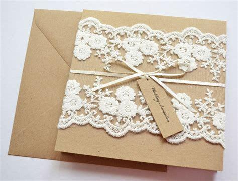 Handmade Wedding Invitations: 21 Designs That Every Couple