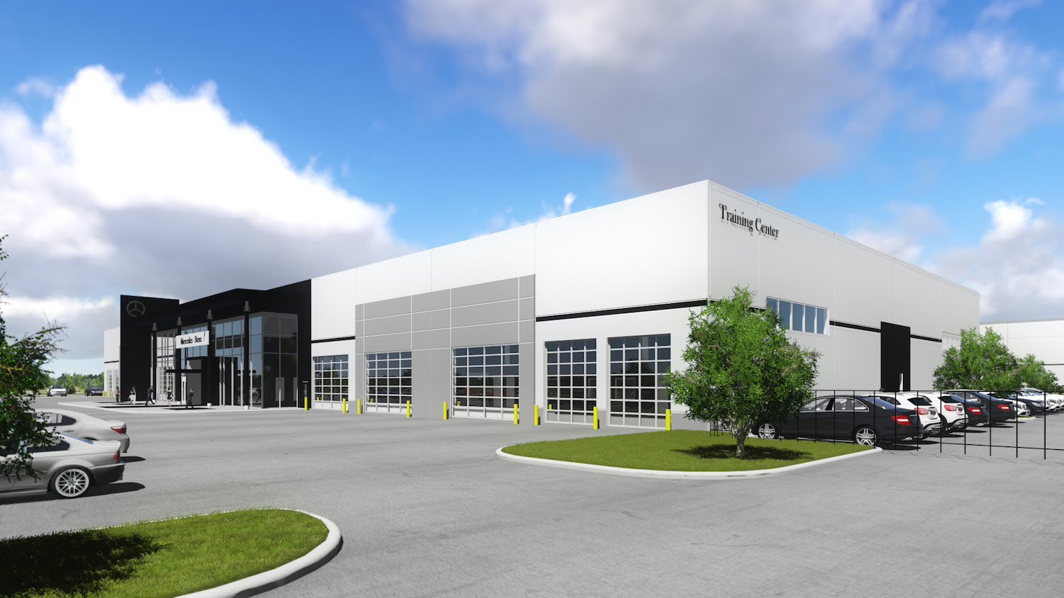 Mercedes-Benz chooses Grapevine for new distribution and ...