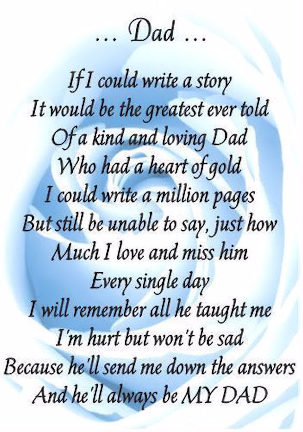 Dad I Miss You Every Day Pictures Photos And Images For Facebook