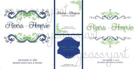 My Sassy Art   Missalette Covers