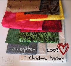 mystery fabrics :: gåtestoffer