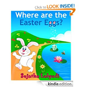 Where are the Easter Eggs? - An Easter book for Children