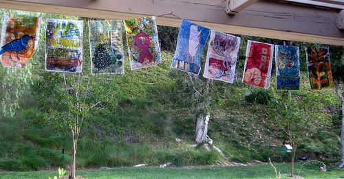 prayer flag # 10: learning and growing