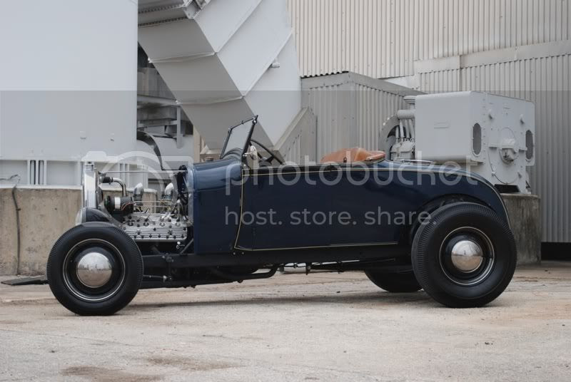 1928 Roadster AV8 for Sale - The Ford Barn