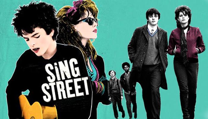 Resultado de imagem para sing street