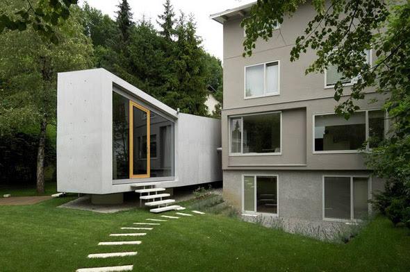 House H - Bevk Perovic Arhitekti