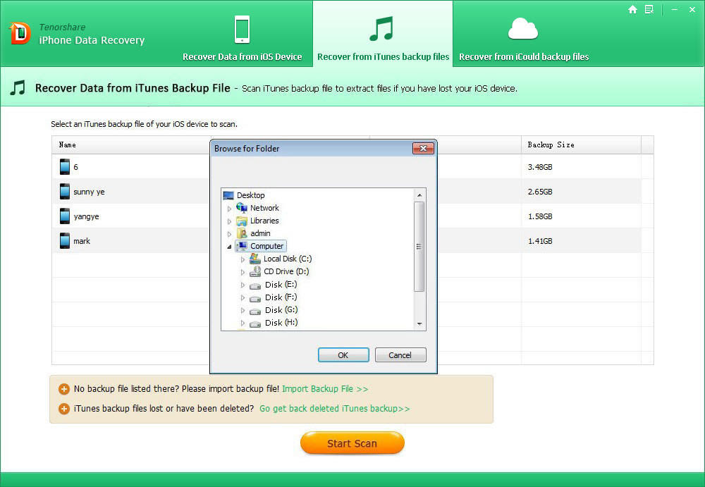 iPhone Data Recovery Guide \u2013 How to Recover Data from iPhone 5, iPhone 4S
