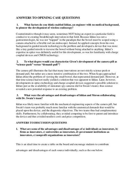 Strategic management of technological innovation 4th