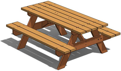 Phenomenal Get Picnic Table Plans Free Download Win Blender Inzonedesignstudio Interior Chair Design Inzonedesignstudiocom