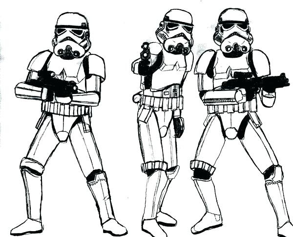 coloring and drawing star wars trooper coloring pages star wars trooper coloring pages