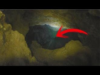 Abrieron CUEVA sellada durante Millones de años y hallaron extrañas criaturas