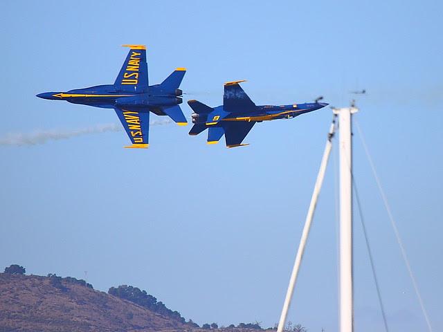 IMG_2617 Blue Angels, San Francisco Fleet Week 2011