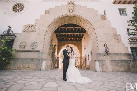 Santa Barbara Courthouse Wedding / El Paseo reception