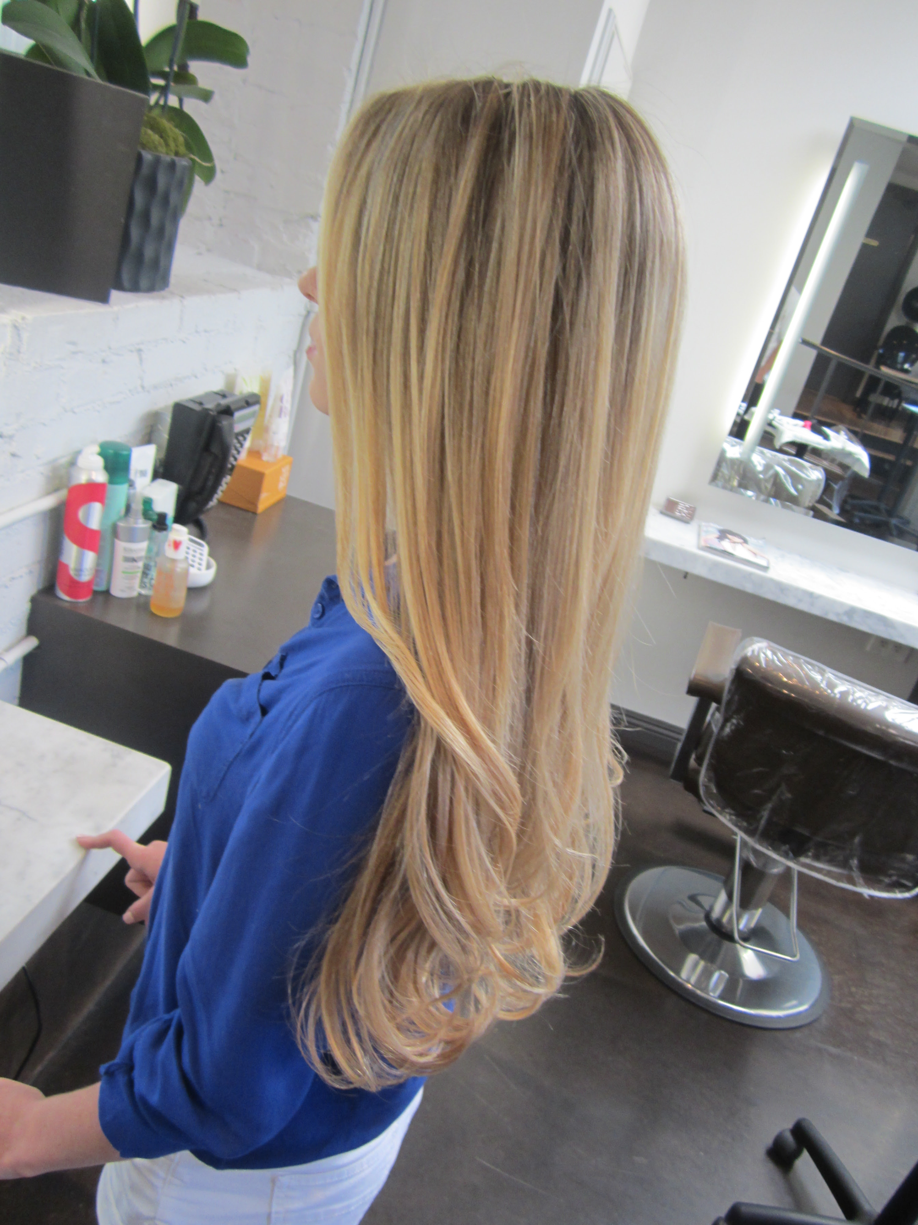 Hair Color Ideas For Blondes Trendy Hairstyles