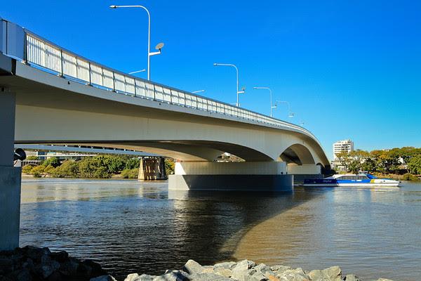 Go Between Bridge -