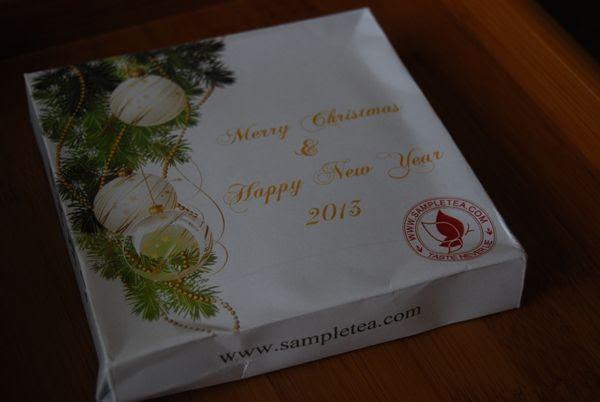 2012 Sample Tea Yiwu
