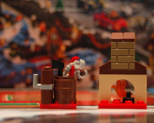 5 Dec 2013 LEGO Advent