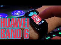 Huawei Band 6 | Bileklik görünümlü akıllı saat! - Hardware Plus