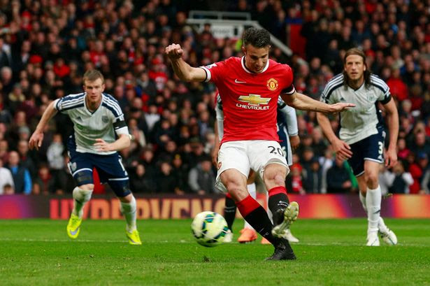 Manchester-United-v-West-Bromwich-Albion